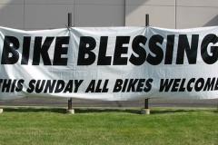 Bike Blessing '18
