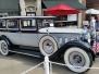 Concourse Car Show