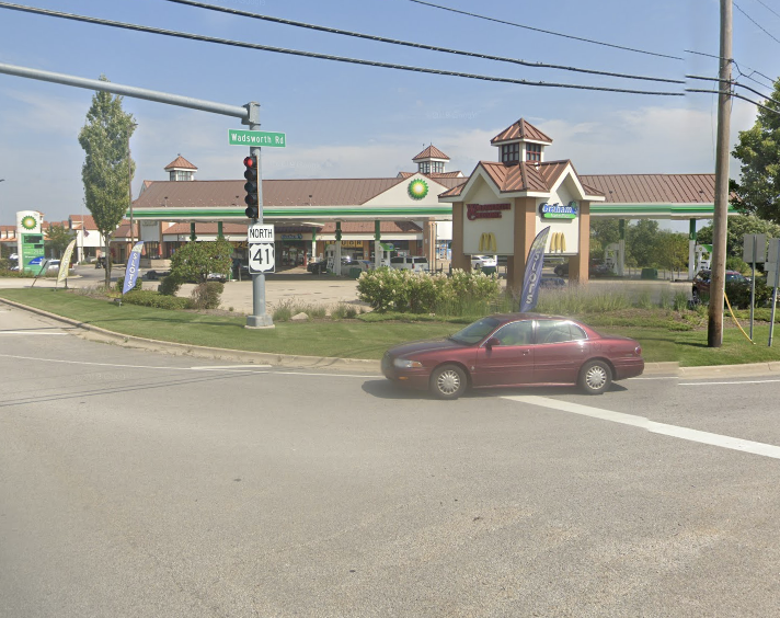 Graham's Marketplace McDonald's