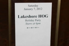 Holiday Party '11