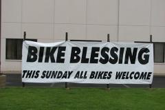 Bike Blessing '16
