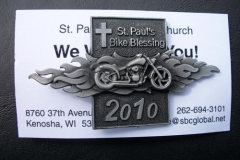 Bike Blessing '10