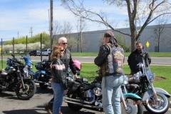 New Members Ride