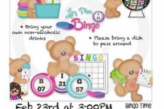 Teddy Bear Bingo '20