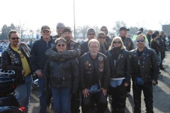 Veteran/Hero's Ride '09